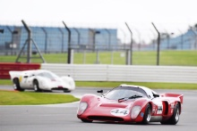 The Classic, Silverstone 2021 44 Steve Hodges / Chevron B16 At the Home of British Motorsport. 30th July – 1st August Free for editorial use only