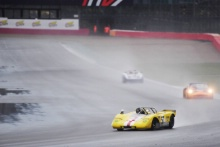The Classic, Silverstone 2021 57 Graham Adelman / Andy Willis - Lola T210 At the Home of British Motorsport. 30th July – 1st August Free for editorial use only