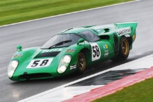 The Classic, Silverstone 2021 58 Shaun Lynn / Lola T70 MK3B At the Home of British Motorsport. 30th July – 1st August Free for editorial use only
