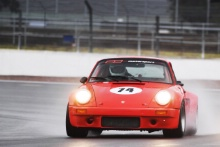 The Classic, Silverstone 2021 74 Mark Bates / James Bates - Porsche 911 RSR At the Home of British Motorsport. 30th July – 1st August Free for editorial use only