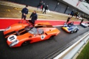 The Classic, Silverstone 2021 81 Chris Beighton / Simon Hadfield - Lola T70 MK3B At the Home of British Motorsport. 30th July – 1st August Free for editorial use only