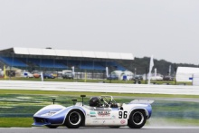 The Classic, Silverstone 2021 96 John Spiers / Tiff Needell - McLaren M1B At the Home of British Motorsport. 30th July – 1st August Free for editorial use only