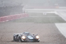 The Classic, Silverstone 2021 99 Nicholas Chester / Robin Ward - Lola T70 MK3 At the Home of British Motorsport. 30th July – 1st August Free for editorial use only
