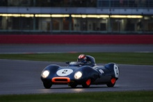 The Classic, Silverstone 2021 2 Joe Macari / Jaguar D-type At the Home of British Motorsport. 30th July – 1st August Free for editorial use only