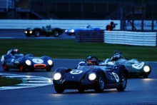 The Classic, Silverstone 2021 82 Rob Smith / Chris Ward - Lister Knobbly At the Home of British Motorsport. 30th July – 1st August Free for editorial use only