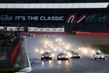 The Classic, Silverstone 2021 Race StartAt the Home of British Motorsport. 30th July – 1st August Free for editorial use only