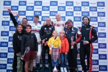 The Classic, Silverstone 2021 Woodcote Trophy podiumAt the Home of British Motorsport. 30th July – 1st August Free for editorial use only