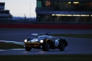 The Classic, Silverstone 20211 Mathias Sielecki / Eddie Williams - Aston Martin DB3S At the Home of British Motorsport.30th July – 1st AugustFree for editorial use only
