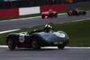 The Classic, Silverstone 2021133 Nigel Webb / John Young - Jaguar C-type At the Home of British Motorsport.30th July – 1st AugustFree for editorial use only