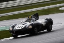 The Classic, Silverstone 2021144 Paul Pochciol / Jaguar D-type At the Home of British Motorsport.30th July – 1st AugustFree for editorial use only
