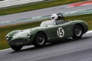 The Classic, Silverstone 202115 Jonathan Turner / Ben Cussons - HWM Jaguar At the Home of British Motorsport.30th July – 1st AugustFree for editorial use only