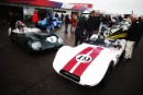The Classic, Silverstone 202119 Ralf Emmerling / Phil Hooper - Elva MkV At the Home of British Motorsport.30th July – 1st AugustFree for editorial use only