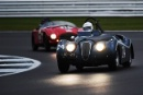 The Classic, Silverstone 202124 Thomas Ward / Jaguar XK120 Ecurie Ecosse At the Home of British Motorsport.30th July – 1st AugustFree for editorial use only