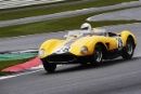 The Classic, Silverstone 202128 David Cottingham / Adrian King - Ferrari 500 TRC At the Home of British Motorsport.30th July – 1st AugustFree for editorial use only