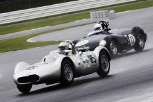The Classic, Silverstone 202185 Stephen Bond / Lister Bristol 'Flat Iron' At the Home of British Motorsport.30th July – 1st AugustFree for editorial use only