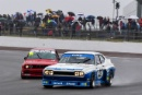 The Classic, Silverstone 2021 32 Adrian Willmott / Mark Farmer - Ford GA Capri At the Home of British Motorsport. 30th July – 1st August Free for editorial use only