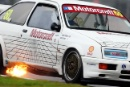 The Classic, Silverstone 2021 60 Mark Wright / Dave Coyne - Ford Sierra Cosworth RS500 At the Home of British Motorsport. 30th July – 1st August Free for editorial use only