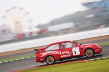 The Classic, Silverstone 20211 Craig Davies / Steve Soper - Ford Sierra Cosworth RS500 At the Home of British Motorsport.30th July – 1st AugustFree for editorial use only