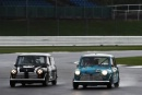 The Classic, Silverstone 202148 James / Snowdon - Austin Mini Cooper S - 82 Death / Deeth - Austin Mini Cooper SAt the Home of British Motorsport.30th July – 1st AugustFree for editorial use only