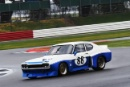 The Classic, Silverstone 202188 Richard Kent / Chris Ward - Ford Broadspeed Capri At the Home of British Motorsport.30th July – 1st AugustFree for editorial use only