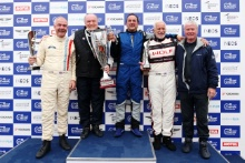 The Classic, Silverstone 202116 Steve Dance / Ford Capri - 60 Mark Wright / Dave Coyne - Ford Sierra Cosworth RS500 - 1 Craig Davies / Steve Soper - Ford Sierra Cosworth RS500 At the Home of British Motorsport.30th July – 1st AugustFree for editorial use only