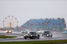 The Classic, Silverstone 2021 12 Tony Best / Ed Thurston - Jaguar E-type Semi-Lightweight At the Home of British Motorsport. 30th July – 1st August Free for editorial use only