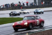 The Classic, Silverstone 2021 221 Ben MITCHELL Jaguar E-typeAt the Home of British Motorsport. 30th July – 1st August Free for editorial use only