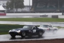 The Classic, Silverstone 2021117 Andreas Halusa / Jaguar E-type Semi Lightweight At the Home of British Motorsport.30th July – 1st AugustFree for editorial use only