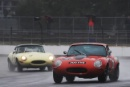 The Classic, Silverstone 2021121 Grahame Bull / Alan Bull - Jaguar E-type At the Home of British Motorsport.30th July – 1st AugustFree for editorial use only