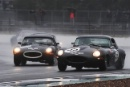 The Classic, Silverstone 202153 John Pearson / Gary Pearson - Jaguar E-type At the Home of British Motorsport.30th July – 1st AugustFree for editorial use only