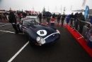 The Classic, Silverstone 20218 Miles Griffiths / Jaguar E-type At the Home of British Motorsport.30th July – 1st AugustFree for editorial use only
