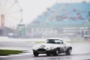 The Classic, Silverstone 202189 Mike Wrigley / Matthew Wrigley - Jaguar E-type At the Home of British Motorsport.30th July – 1st AugustFree for editorial use only