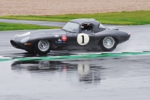 The Classic, Silverstone 20211 Martin Brundle / Alex Brundle - Jaguar E-type Lightweight At the Home of British Motorsport.30th July – 1st AugustFree for editorial use only