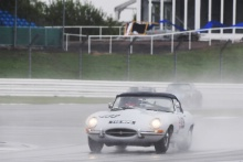 The Classic, Silverstone 2021133 Jack Minshaw / Guy Minshaw - Jaguar E-type At the Home of British Motorsport.30th July – 1st AugustFree for editorial use only