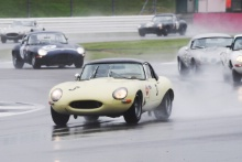 The Classic, Silverstone 20213 Mark Russell / Tony Jardine - Jaguar E-type At the Home of British Motorsport.30th July – 1st AugustFree for editorial use only