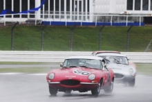The Classic, Silverstone 202130 Paul Kennelly / Jaguar E-type Roadster At the Home of British Motorsport.30th July – 1st AugustFree for editorial use only