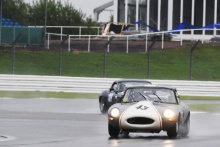 The Classic, Silverstone 202143 James Thorpe / Phil Quaife GB Jaguar E-type At the Home of British Motorsport.30th July – 1st AugustFree for editorial use only