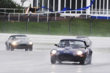 The Classic, Silverstone 202148 Shane Brereton / Jaguar E-type At the Home of British Motorsport.30th July – 1st AugustFree for editorial use only