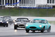 The Classic, Silverstone 202152 Rhea Sautter / Andy Newall - Jaguar E-type At the Home of British Motorsport.30th July – 1st AugustFree for editorial use only