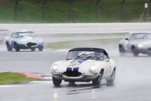 The Classic, Silverstone 202160 Gregor Fisken / Christoff Cowens - Jaguar E-type At the Home of British Motorsport.30th July – 1st AugustFree for editorial use only