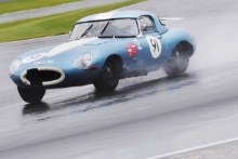 The Classic, Silverstone 202191 Jonathon Hughes / Nigel Greensall - Jaguar E-type At the Home of British Motorsport.30th July – 1st AugustFree for editorial use only