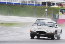 The Classic, Silverstone 202192 Julian Thomas / Calum Lockie - Jaguar E-type At the Home of British Motorsport.30th July – 1st AugustFree for editorial use only