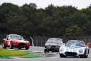 The Classic, Silverstone 2021 186 David Smithies / Mark Pangborn - AC Cobra Daytona Coupe At the Home of British Motorsport. 30th July – 1st August Free for editorial use only