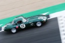 The Classic, Silverstone 2021 22 Costas Michael / Chris Ward - Jaguar E Type At the Home of British Motorsport. 30th July – 1st August Free for editorial use only