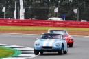The Classic, Silverstone 2021 264 James Thorpe / Phil Quaife - TVR Grantura At the Home of British Motorsport. 30th July – 1st August Free for editorial use only
