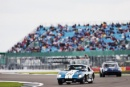 The Classic, Silverstone 2021 27 Roy Alderslade / Andrew Jordan - AC Cobra Daytona Coupe At the Home of British Motorsport. 30th July – 1st August Free for editorial use only