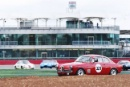 The Classic, Silverstone 2021 321 Hans Joerg Haussener / Alfa Romeo Giulietta Sprint Veloce At the Home of British Motorsport. 30th July – 1st August Free for editorial use only