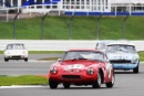 The Classic, Silverstone 2021 47 Malcolm Paul / Rick Bourne - TVR Grantura At the Home of British Motorsport. 30th July – 1st August Free for editorial use only