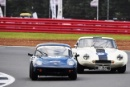 The Classic, Silverstone 2021 50 Richard Bateman / Roger Barton - Lotus Elan S2 At the Home of British Motorsport. 30th July – 1st August Free for editorial use only