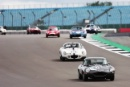 The Classic, Silverstone 2021 53 John Pearson / Gary Pearson - Jaguar E-Type At the Home of British Motorsport. 30th July – 1st August Free for editorial use only